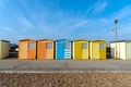 Colorful beach huts - PhotoDune Item for Sale