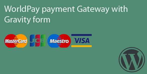 WorldPay Gateway with Gravity form - CodeCanyon Item for Sale