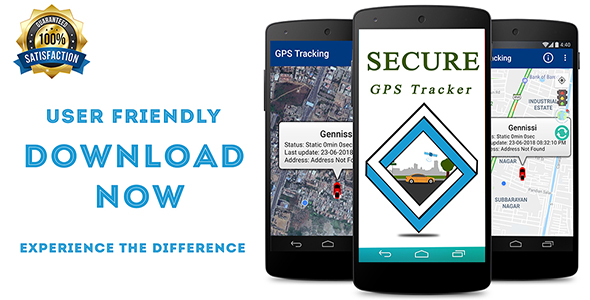 Secure GPS Tracker using Traccar            Nulled