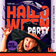 Halloween Kids Party Flyer - GraphicRiver Item for Sale