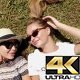 Girls Sunbathing in Park - VideoHive Item for Sale