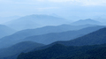 Panoramic landscape with mountain layers - PhotoDune Item for Sale