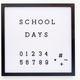Back to school concept. School days notice on message board - PhotoDune Item for Sale