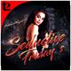 Seductive Fridays Flyer Template - GraphicRiver Item for Sale