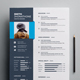 Ms Word Resume Template - GraphicRiver Item for Sale