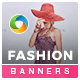 Fashion HTML5 GWD Banners  - 7 Sizes - CodeCanyon Item for Sale