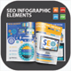 SEO Search engine Infographics - GraphicRiver Item for Sale
