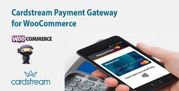 WooCommerce Cardstream Payment Gateway Free Download | Nulled