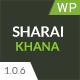 Sharai Khana - Computer Repair & Multi-Concept Professional Services WordPress Theme - ThemeForest Item for Sale