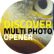 Discover Multi Photos Opener - VideoHive Item for Sale
