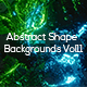 Abstract Shape Backgrounds Vol11 - GraphicRiver Item for Sale