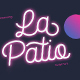 La Patio Script - GraphicRiver Item for Sale