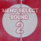 Menu Select Sound 2