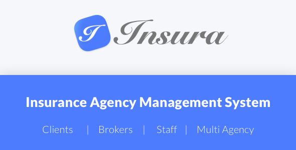 Insura | Insurance Agency Management System            Nulled