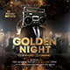Golden Night - GraphicRiver Item for Sale