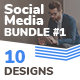 Social Media Bundle #1 - GraphicRiver Item for Sale