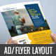 Construction Flyer AD Template
