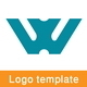 World Crown Logo Template - GraphicRiver Item for Sale