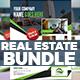 Real Estate Flyers Bundle - GraphicRiver Item for Sale
