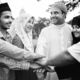 Muslim group of friends stacking hands - PhotoDune Item for Sale