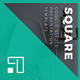 Square Multipurpose Google Slides Template - GraphicRiver Item for Sale