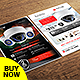 Product Flyer - CCTV/Corporate Promotion Flyer Bundle - GraphicRiver Item for Sale