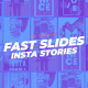 Fast Slides Instagram Stories - VideoHive Item for Sale