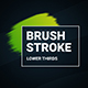 Brush Stroke Lower Thirds - VideoHive Item for Sale