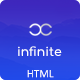 Infinite - Responsive Multi-Purpose HTML Template - ThemeForest Item for Sale