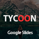 Tycoon Google Slide Presentation - GraphicRiver Item for Sale