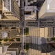 Aerial straight down view of skyscapers and cityscape in Oklahom - PhotoDune Item for Sale