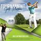 Golf Flyer V2 - GraphicRiver Item for Sale