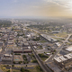 360 degree aerial panorama of Oklahoma City at dawn. - PhotoDune Item for Sale