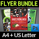 Football - Soccer Sport Flyer Bundle Template - GraphicRiver Item for Sale