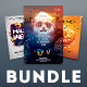 Halloween Flyer Bundle Vol.06 - GraphicRiver Item for Sale