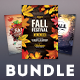 Fall Festival Flyer Bundle - GraphicRiver Item for Sale