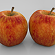 Apple Red Green - Photorealistic