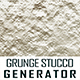 Grunge Stucco Wall Generator - Action - GraphicRiver Item for Sale