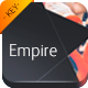 Empire Keynote Template - GraphicRiver Item for Sale