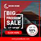 Home Banner Set (Real Estate) - GraphicRiver Item for Sale