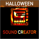 For Halloween - AudioJungle Item for Sale