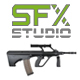 Weapon - M134 Minigun