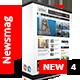 Newsmag - News Magazine Newspaper - ThemeForest Item for Sale