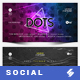 Electronic Music Party vol.39 - Facebook Post Banner Templates - GraphicRiver Item for Sale