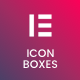 Free Download Icon Boxes Widgets for Elementor Page Builder Nulled