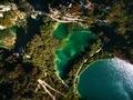 Aerial view of Plitvice national park waterfalls, Croatia - PhotoDune Item for Sale