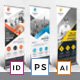 Corporate Roll-up Banners - GraphicRiver Item for Sale