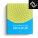 Portrait Hard Cover Book Mockup - GraphicRiver Item for Sale