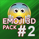 3D Emoji Pack 2 - VideoHive Item for Sale