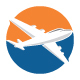 Travel Airlines Logo Template